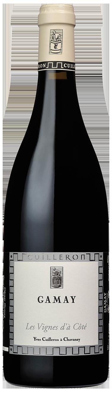 Vin Les Vignesda Cote Gamay