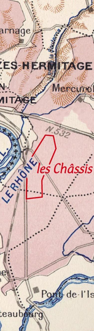 Vin Parcellaire Leschassis Crozes Hermitage 02