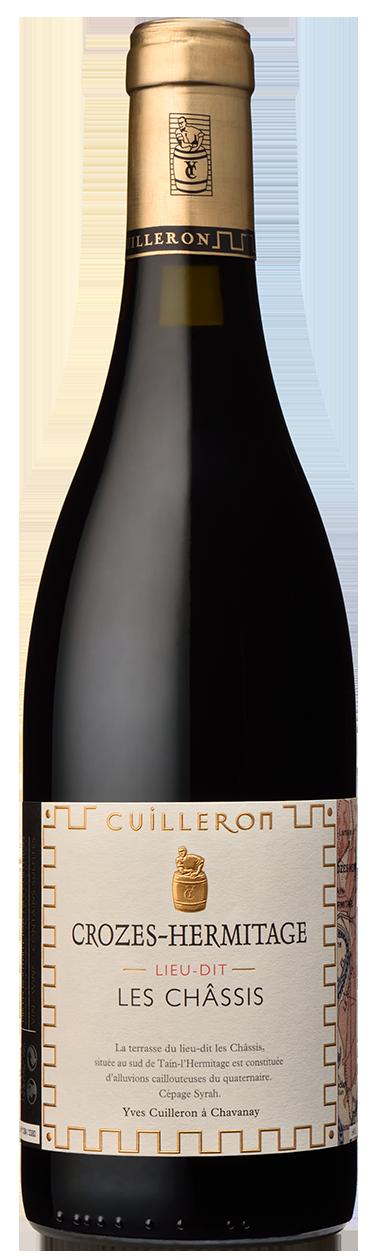 Vin Parcellaire Leschassis Crozes Hermitage
