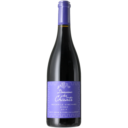 Syrah Domaine Les Chirats 2014 Yves Cuilleron Jeff Cohn